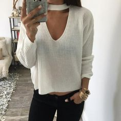 The Alma Knit Sweater