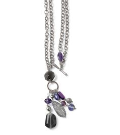 Violet Hour Necklace