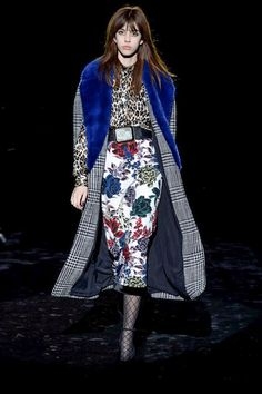 Emanuel Ungaro Fall 2016 Ready-to-Wear Collection Photos - Vogue