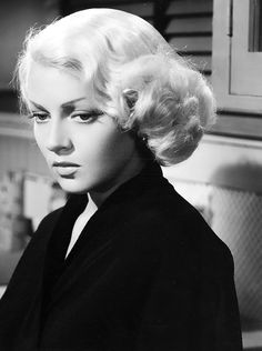 Tay Garnett: Lana Turner in a publicity photo for The Postman Always Rings Twice, 1946.