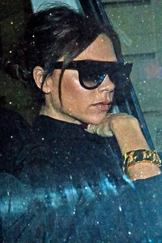 Pin for Later: Victoria Beckham Wears the 3 Essentials You Need to Keep It Sleek and Chic Shop Victoria's Essentials