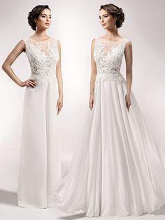 Agnes Bridal Dream Brautkleider 2016   ms Bildergalerie - Modell 15215 by AGNES BRIDAL DREAM