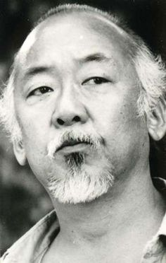 Pat Morita, American actor of Japanese descent born June 28, 1932 died of kidney failure on November 24, 2005