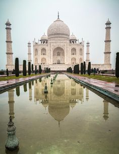 Taj Mahal by Brian Meade on 500px