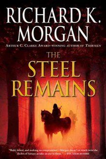 The Steel Remains - gift for dad