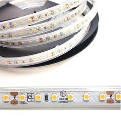 Candle White 3528-120-2700K, 600 LED, Waterproof
