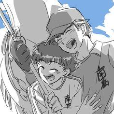 Tsubasa x Wakabayashi Captain Tsubasa, Rock Lee, Oliver E Benji, Boruto, Wattpad, Old Anime, Otaku Anime, Fujoshi, Sword Art Online