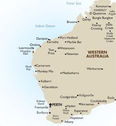 pinnacles western australia - Google Search