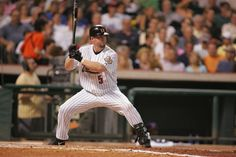 Jeff Bagwell at first base.