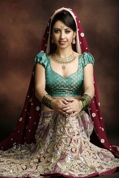 Indian Wedding Dresses | Latest fashion for Indian wedding dresses | Being a perfect bride!