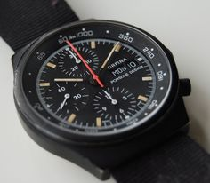 Orfina Porsche Design 7750 Chronograph