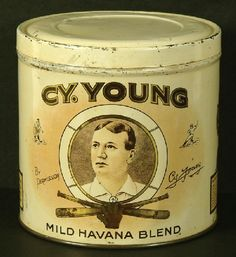 Cy Young - Tin