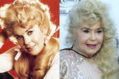 actress Donna Douglas, who played Elly May on The Beverly Hillbillies. Donna Douglas, The Beverly Hillbillies, Childhood Tv Shows, Celebrities Then And Now, Young Old, Stars Then And Now, Old Tv Shows, Female Stars, Celebrity Look