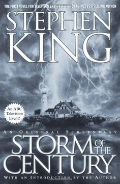 Storm of the Century: An Original Screenplay by Stephen King