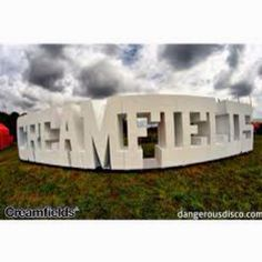 Creamfields 2012 a must!  Looking forward to my forth CF this year