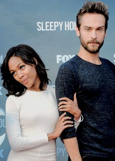"""Sleepy Hollow - Fates۵Entwined [Crane&Abbie] #28: It's """"A powerful honest friendship that I think you hope is the base for every romantic re..."""