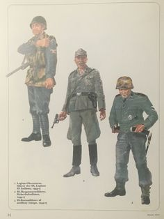 Ww2 Uniforms, Military Uniforms, German Army, Military Art, World War, Wwii, Battle, Baseball Cards, Sports