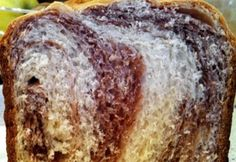 Kakaós kalács kenyérsütő gépben