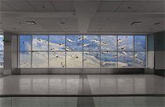 Oakland International Airport: Public Art #airportart #publicart