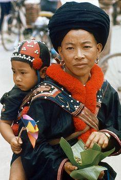 Laos - Background