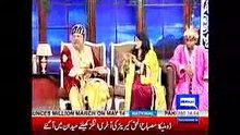 The Awesome World: Hasb e Haal With Nazam Saka On Dunya News 13th May...