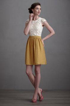 Cation Designs: DIY BHLDN Yarrow-In-Flower Dress