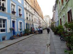 Rue Crèmieux [PARIS, FRANCE] | The Secret Garden Atlas