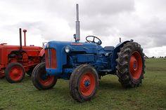 1958 Fordson Dexta Tractor.