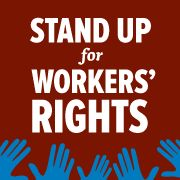 Tell Congress: Protect workers' right to organize | Click for details and please SIGN and share petition. Thanks.