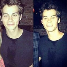 This is Dylan and he's drunk...he's honestly still the hottest thing ever.