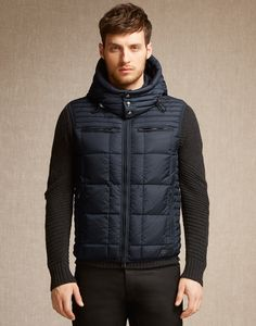 Fernwood Vest blue