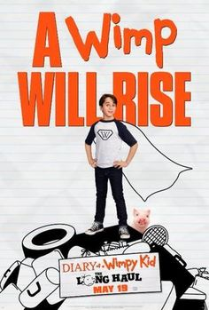 Century Fox has released new clips and a trailer from their forthcoming Diary Of A Wimpy Kid: The Long Haul! Diary Of A Wimpy Kid: The Long Haul stars: Wimpy Kid Movie, Wimpy Kid Books, Kid Movies, Family Movies, 2017 Movies, Children Movies, Real Movies, Cartoon Movies, Watch Movies