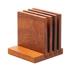 Reclaimed Mahogany Coasters
