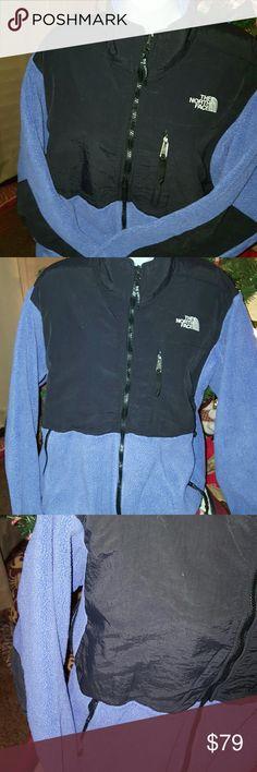NORTHFACE, Full Zip Jacket NORTHFACE Full Zip Medium  Euc Worn a couple times Like new Purple/Black NORTHFACE  Jackets & Coats