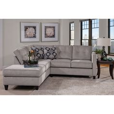 You'll love the Serta Upholstery Shahan Sectional at Wayfair - Great Deals on all Furniture  products with Free Shipping on most stuff, even the big stuff.