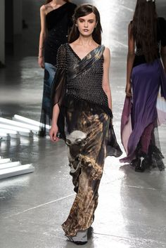 See the complete Rodarte Fall 2014 Ready-to-Wear collection.