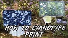 Cyanotype, Photoshop Tips, Daisy, The Creator, Outlines, Paper, Prints, Bow, Craft