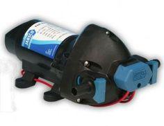 Cleghorn Waring supplies the very popular Jabsco 2.9 marine pump