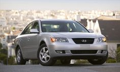 10 Used car choices,that offer the most value2006 Hyundai Sonata