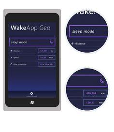 WakeApp Geo | www.parastudio.pl