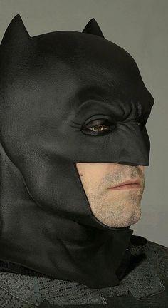 f5ed013b8c9ce ASOS Batman Snapback Cap In Black Faux Leather