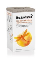 Golden Himalaya Organic Darjeeling Tea