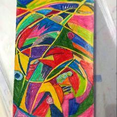 ☃️  #sketch #abstract #art #artstagram #creative #sketchoftheday  #abstractart #as #whatwhat  #sketchbook #somecolor #kohinoor #versatile #arts_help Koh I Noor, Abstract Art, Sketch, Photo And Video, Creative, Painting, Instagram, Sketch Drawing, Painting Art