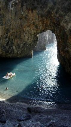 Arcomagno, Calabria, Italy - longing to take a dip here
