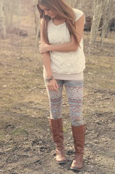 Tribal Outfit for Spring #tribal #spring #outfit
