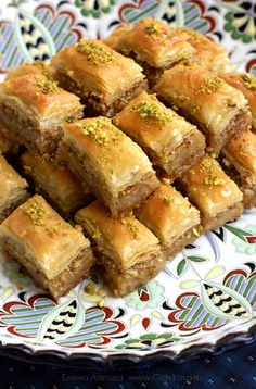 Баклава (пахлава турецкая)