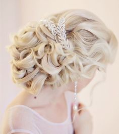 Elegant Updos and More Beautiful Wedding Hairstyles - MODwedding