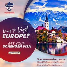 immigration consultants in Chandigarh - Hallmark immigration consultants are the best immigration consultants in Chandigarh in sector Call How To Apply, How To Get, European Countries, Chandigarh, Social Media Design, You Got This, Country, Books, Libros