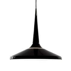 Salto & Sigsgaard - Juicy pendant, black