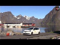 DISCOVERY NORVEGIA 2014 - ISOLE LOFOTEN - RENAULT SCENIC TEST DRIVE